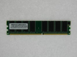 1GB  MEM FOR HP PAVILION 304W 374N 404.IT 404.UK 414.IT 414.UK - $12.38