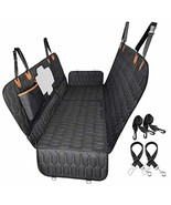4-in-1 Dog Car Seat Cover, OKMEE Convertible Dog Hammock Scratchproof Pe... - $64.35+