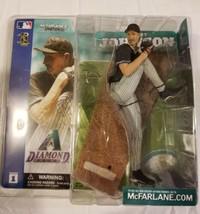 Randy Johnson Arizona Diamondbacks Mcfarlane Toys Action Figure 2002 Spo... - $29.39