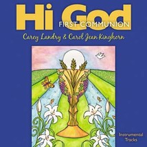 Hi God: First Communion (Instrumental) [CD]