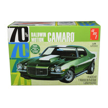 Skill 2 Model Kit 1970 1/2 Baldwin Motion Chevrolet Camaro 1/25 Scale Mo... - $37.56