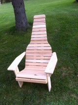 Beer Bottle Adirondack Chair - $179.00