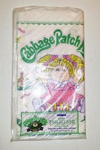 Vintage 1983 Cabbage Patch Kids 54x88 Table Cloth - $11.71