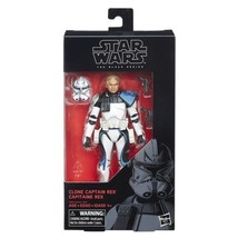 "Star Wars the Black Series Captain Rex 6"" Action Figure #59  - New MIB - $27.84"