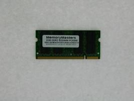 2GB DDR2 PC2-5300 667MHz SODIMM Memory for Samsung N Series Netbook RAM