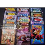 Prime #1-15, Annual #1 Lot Malibu Ultraverse - $18.00