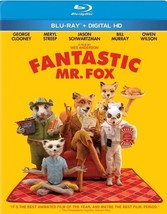 Fantastic Mr Fox (Blu-Ray/Dhd/Repromote)