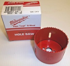 "Milwaukee 49-56-2750 2-3/4"" Super Tough Bi-Metal Heavy Duty Hole Saw USA - $12.03"