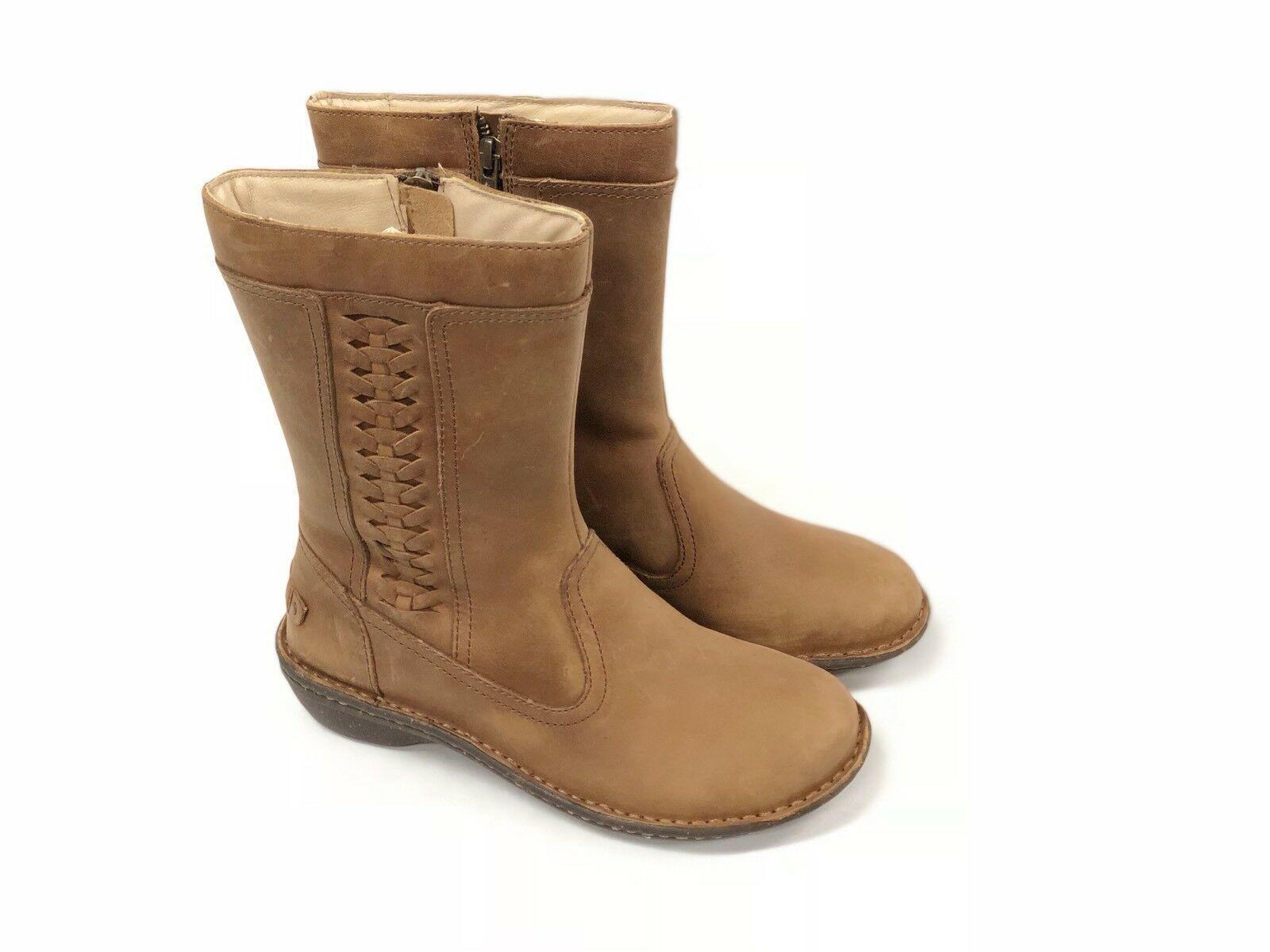 4990edb435f UGG Australia 1006083 Kaleen Leather Boots and 50 similar items