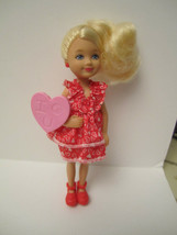 MINT Valentine Chelsea 2011 Target Exclusive Blond DEBOXED Barbie Lil Si... - $10.50