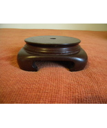 Wooden Stand / Table for Bonsai or Other Plants, Vases, or Objects - $16.00