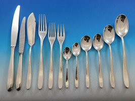 Winterset by Buccellati Italy Sterling Silver Flatware Set Service 388 pc Dinner - $59,000.00