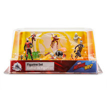 Disney Marvel Ant-Man and The Wasp Figure Play Set Cake Topper New with Box - $19.83