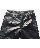 Black Leather Pants - Harley Davidson, Size 30 / 2 - £174.06 GBP