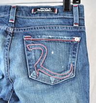 Rock & Republic Roth Magnesium Blue Jeans 26 USA 000214 Womens - $33.99