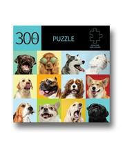 "Dogs Design Jigsaw Puzzle 300 pc Durable Fit Pieces 11"" x 16"" Complete"