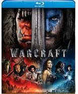 Warcraft [Blu-ray+DVD] (2016) - $3.95