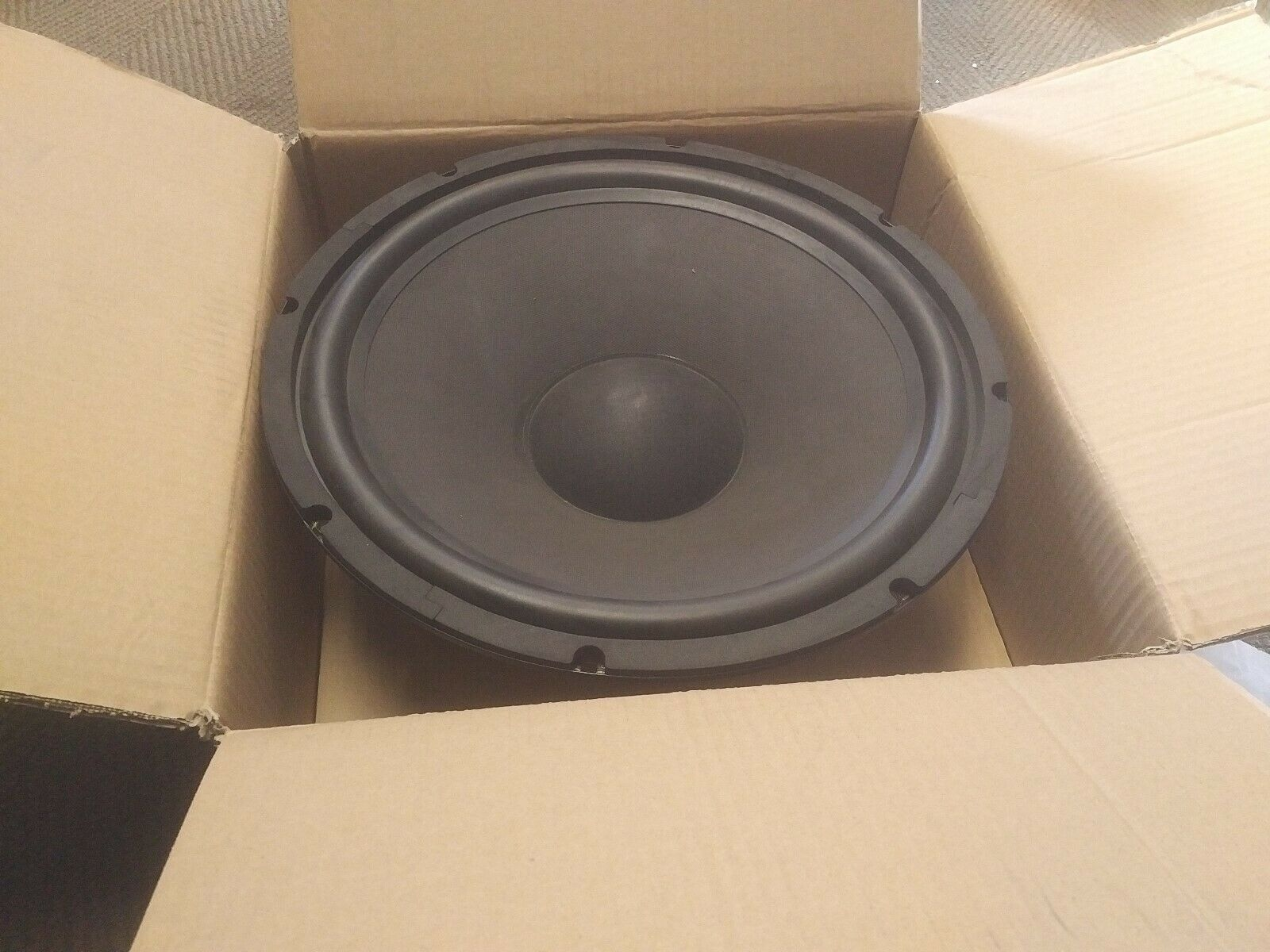 """Pair of (2)Technical Pro PW15QJ  15"""" 1500W HOME/ CAR SUB Woofer"""