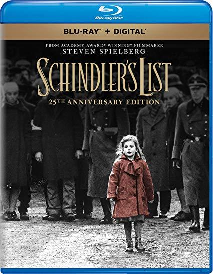 Schindler's List 25th Anniversary Edition  [Blu-ray + Digital]