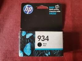 HP 934 Black Ink Cartridge OfficeJet 6812 6815 OfficeJet Pro 6230 6830 6835 - $16.86
