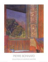Pierre Bonnard-La Fenetre Ouverte-1989 Poster - $35.77