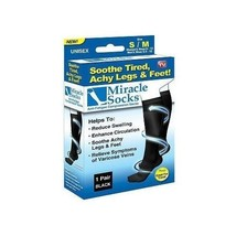 Compression Socks to Improve Blood Circulation and Foot Health (Two Pair... - £12.31 GBP