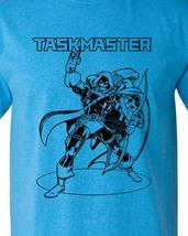 Ics retro comic books for sale online graphic tee store deadpool avengers villians blue thumb200