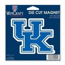 NCAA 4 inch Auto Magnet Kentucky Wildcats Current Logo - $9.95