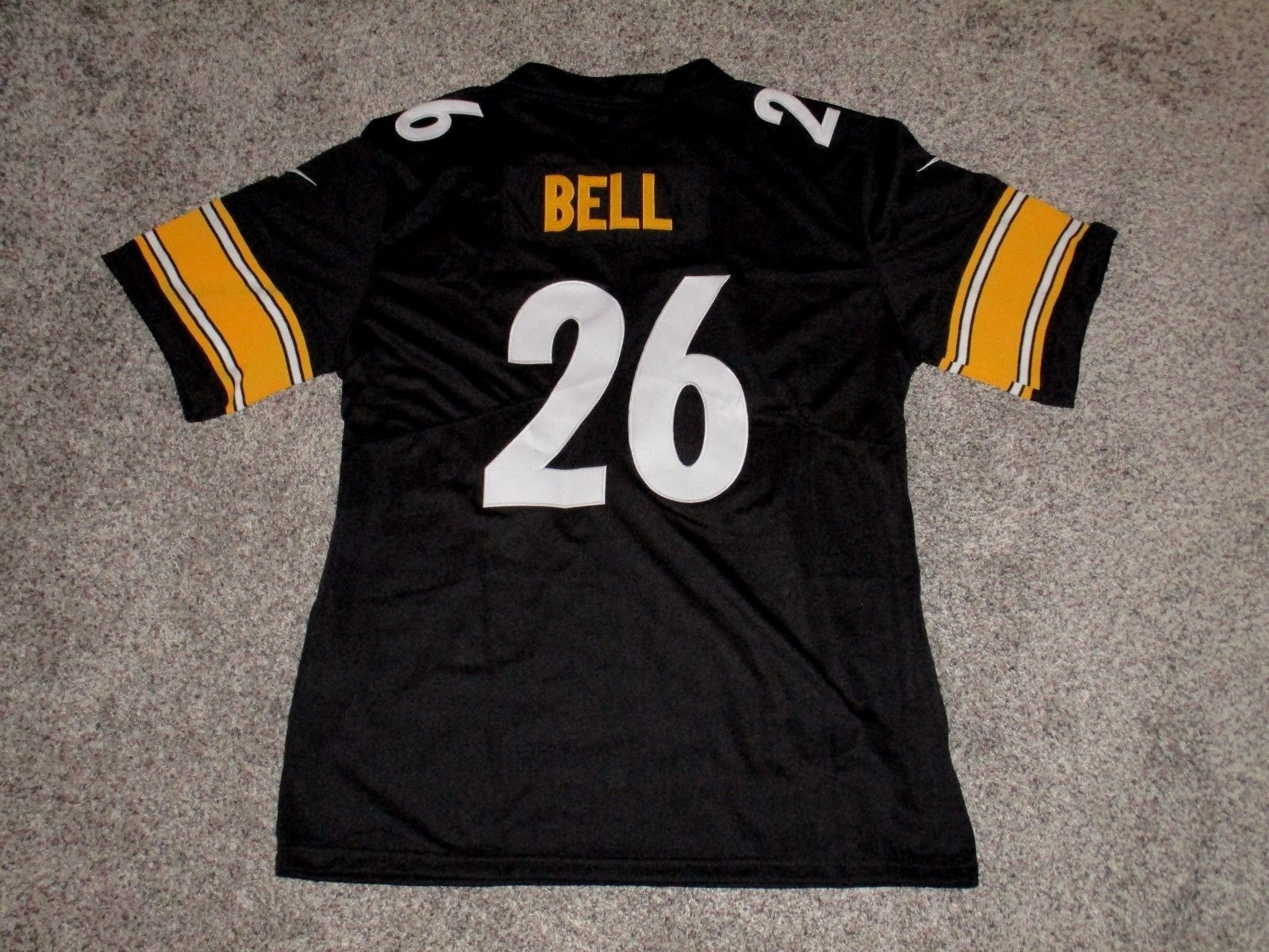 a62ff3960e8 S l1600. S l1600. Previous. LeVeon Bell Pittsburgh Steelers Authentic Jersey  by NIKE