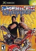 American Chopper (Microsoft Xbox, 2004) Disc Only - $5.94