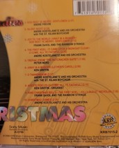 Favorite Melodies of Christmas Cd image 2