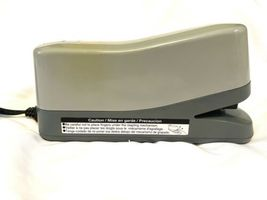 Panasonic AS-302NN Electric Stapler Heavy Duty  20 Sheet Grey Made in Japan image 4