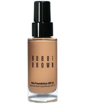 Bobbi Brown SKIN Foundation Makeup GOLDEN NATURAL 4.75 Oil Free SPF 15 1... - $49.50