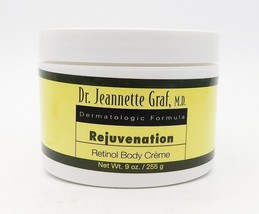 Dr. Jeannette Graf Rejuvenation Retinol Body Creme 9 Oz. - $9.49