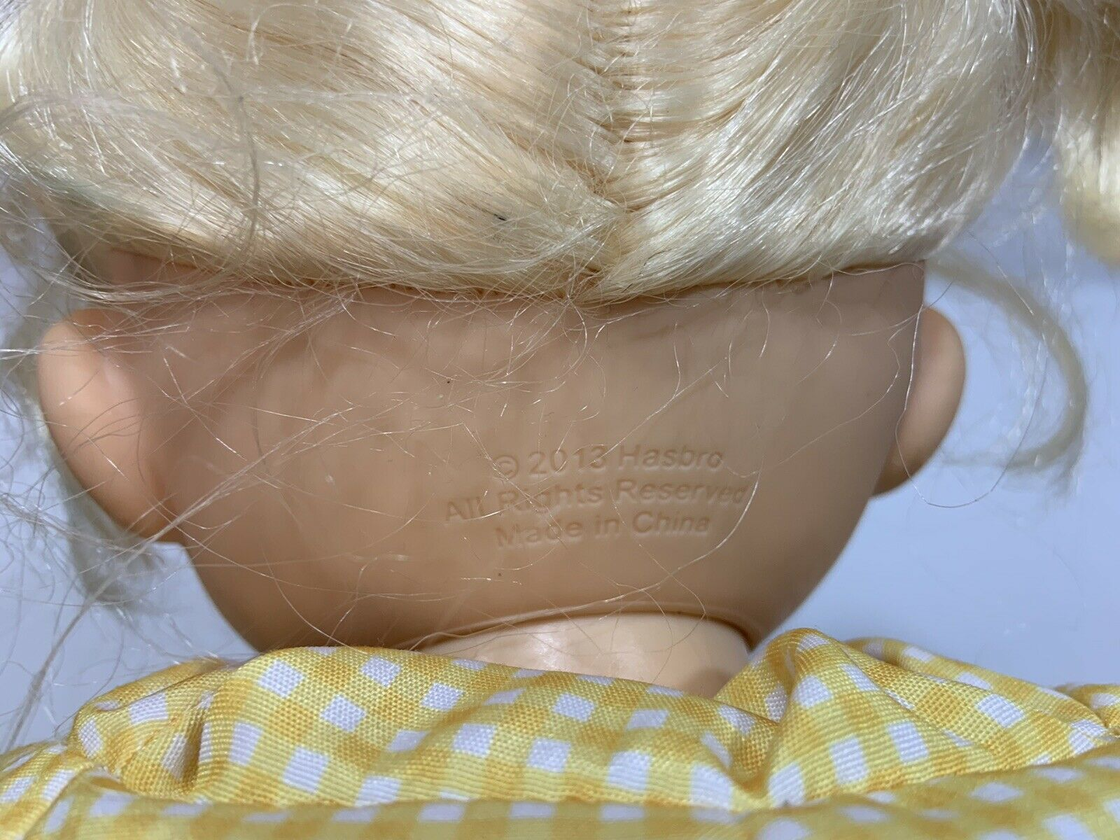 Baby Alive Hasbro 2013 Blonde Doll Interactive Talking Bilingual English Spanish image 7