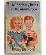The Bobbsey Twins At Meadow Brook, Laura Lee Hope, Vintage Mystery Book ... - $12.99
