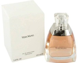 Vera Wang Perfume 3.4 oz 100 ml Eau de Parfum EDP Spray for Women * NEW ... - $68.19