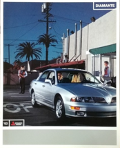 2003 Mitsubishi DIAMANTE sales brochure catalog 03 US ES LS VR-X - $8.00