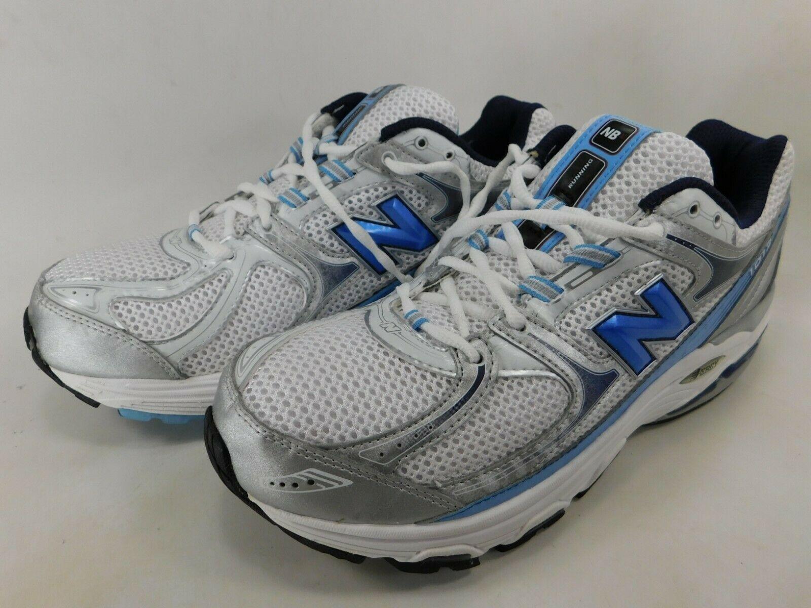 New Balance 1012 Size US 12 M (B) EU 44 Women's Running Shoes White WR1012MC