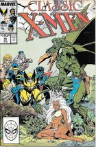 Classic X-Men Comic Book #20 Marvel Comics 1988 NEAR MINT NEW UNREAD - $2.99