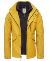 $248 NWT TIMBERLAND MEN'S 3-IN-1 WATERPROOF FIELD JACKET Hooded A1AI4C44... - $158.02