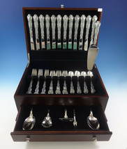 Strasbourg by Gorham Sterling Silver Flatware Place Size Set 12 Service ... - $3,250.00