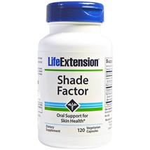 Life Extension Shade Factor, 120 Vegetarian Capsules - $33.00