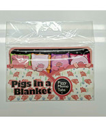 NEW! Streamline Imagined PIGS IN A BLANKET Memo Tabs #ASM045 25 Sheets 4... - $5.99