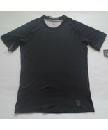 Nike Men Colorburst Short Sleeve Top Shirt - AH7989 - Black 010 - Size L... - $14.99