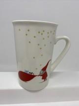 Starbucks Coffee Mug Red Santa Christmas Holiday 2019 Elf 10fl oz - $17.81