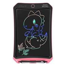 JRD&BS WINL 8.5 inch Writing Board Drawing Tablet Doodle Tablet Toys for Kids,Bi