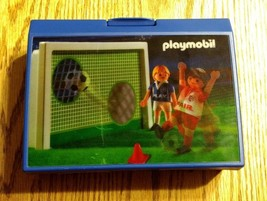 Playmobil Soccer Set 2006 Fair Play - $24.18