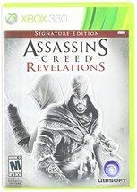 Signature Edition Assassins Creed Revelations Xbox 360 [Xbox 360] - $44.54