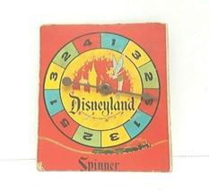 Vintage 1955 Transogram  Disneyland & Spinner Only - $9.49